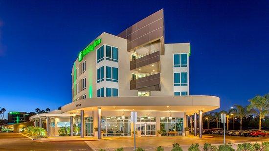 Holiday Inn San Diego-Bayside: Exterior Bayside Building