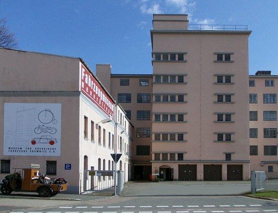 Museum für sächsische Fahrzeuge Chemnitz e.V.