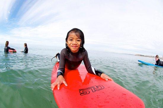 Del Mar, Californie : L'Auberge_Destination_Surfing_Child