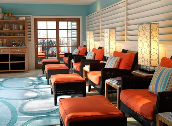 Del Mar, Californien: Spa_L'Auberge_Relaxation_Room