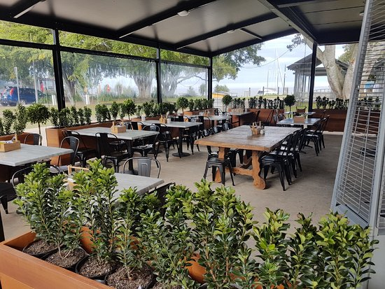 Bongaree, Australien: Alfresco Dinning