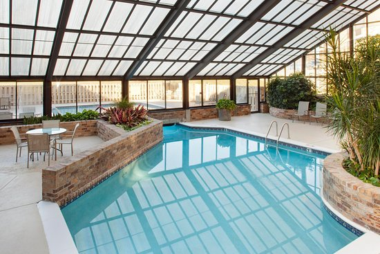Oak Ridge, TN: Indoor Pool