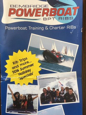 ‪Bembridge Powerboat Training & Charter‬