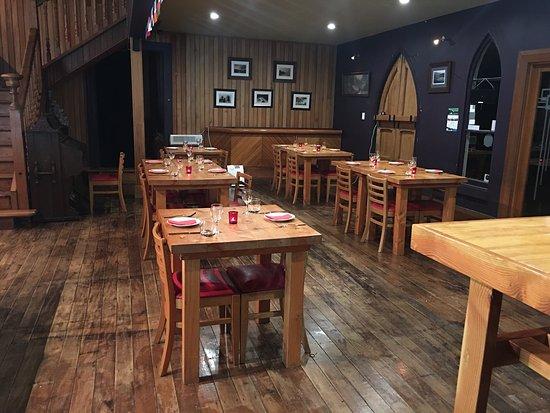 Manapouri, New Zealand: Mexican Bay Restaurant & Bar