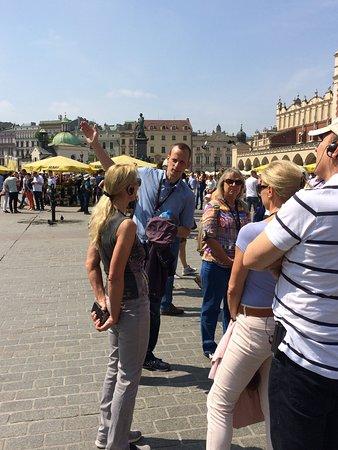 Krzysztof Tomaszynski - Cracow Tour Guide