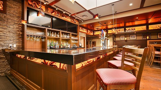 Best Western Plus Guildwood Inn: Restaurant