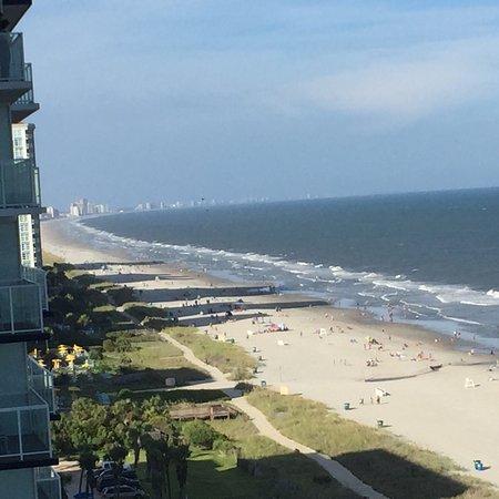 Schooner II Beach/Racquet Club: View from balcony