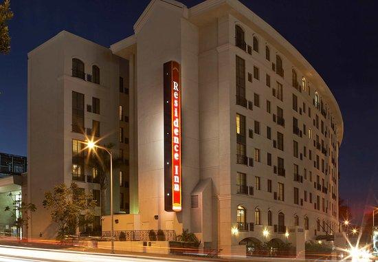 Residence Inn Beverly Hills : Exterior