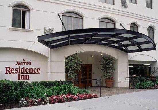 Residence Inn Beverly Hills : Entrance