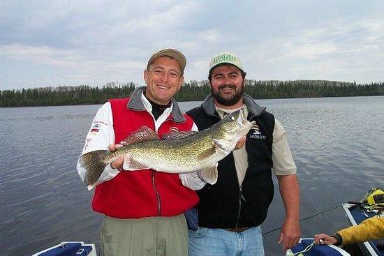 Kapuskasing, แคนาดา: Year Round Fishing