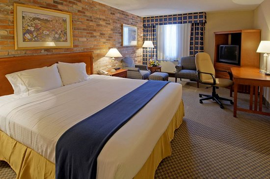 Holiday Inn Express Toronto East: Single Bed Guest Room
