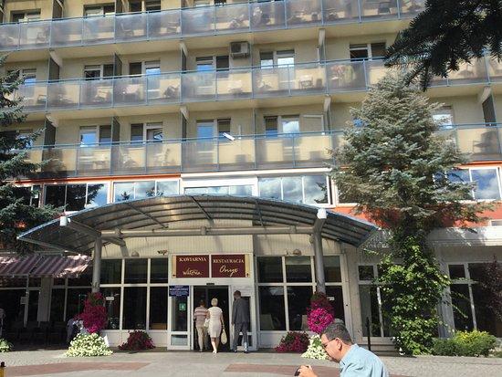 bästa spa hotell polen