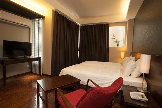 Baan Silom Soi 3: guest room