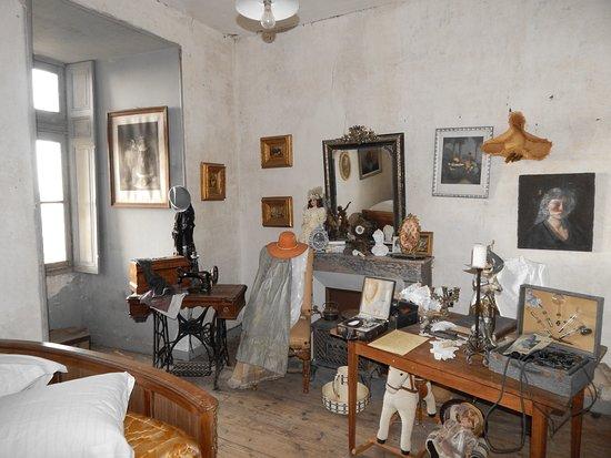 Montmorillon, France: chambre d'Alice