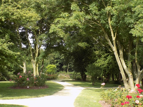 une v g tation luxuriante photo de les jardins suspendus le havre tripadvisor. Black Bedroom Furniture Sets. Home Design Ideas