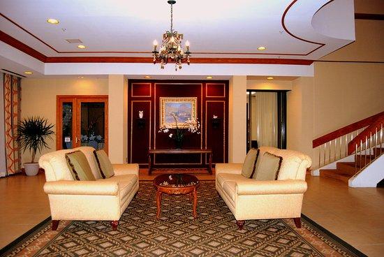 พิตต์สฟิลด์, แมสซาชูเซตส์: Hotel Lobby