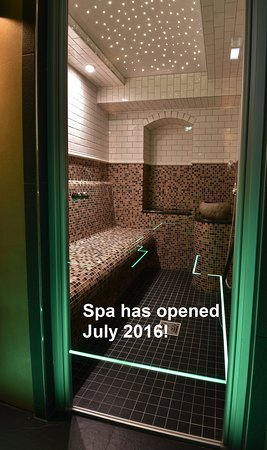 Myer's Hotel - Berlin: Spa-Bereich