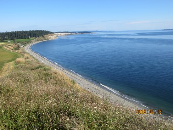Fort Ebey: magnificent view