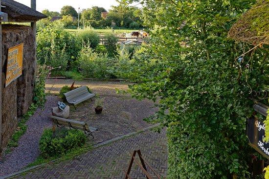 Delfgauw, Nederländerna: Zimmer mit Aussicht...