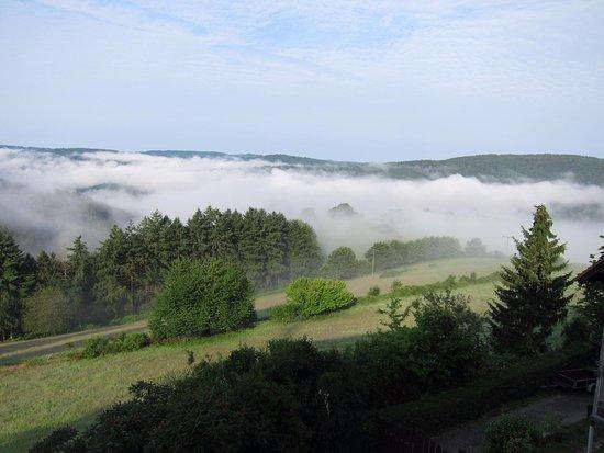Rothenberg, Γερμανία: Zonsopgang
