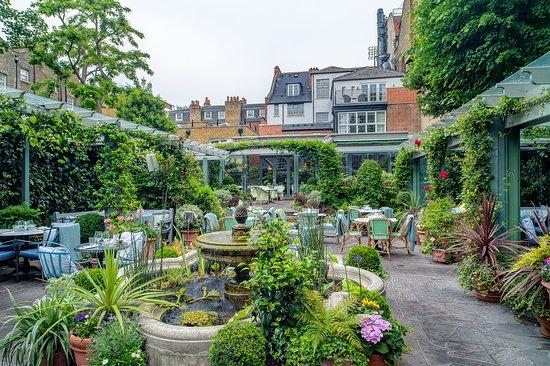 The Ivy Chelsea Garden London Chelsea Restaurant