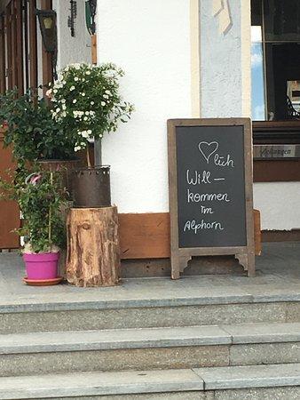 Alphorn Gasthof Picture