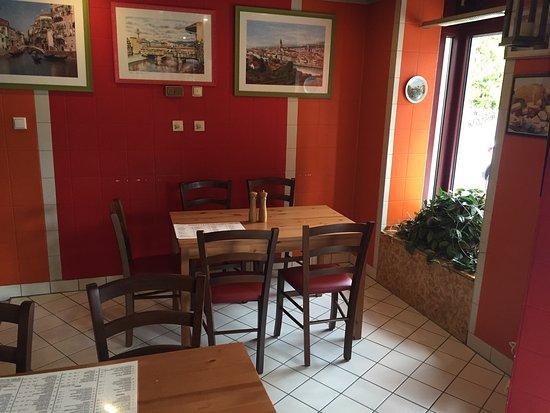 La Piccola Cucina: Italienisches Restaurant im Ortskern