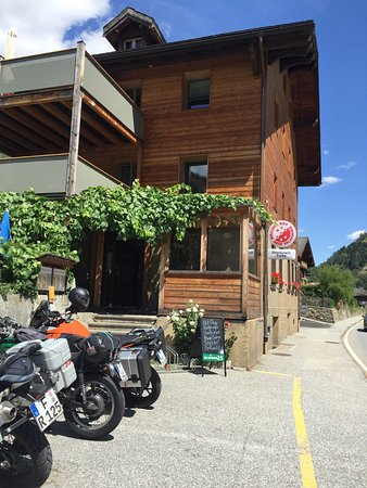 Morel, Sveits: Restaurant Furka