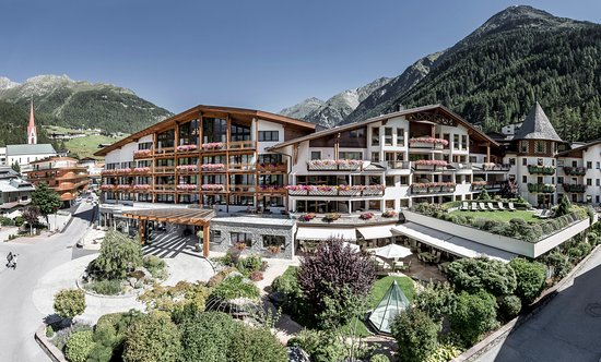 Das Central - Alpine . Luxury . Life
