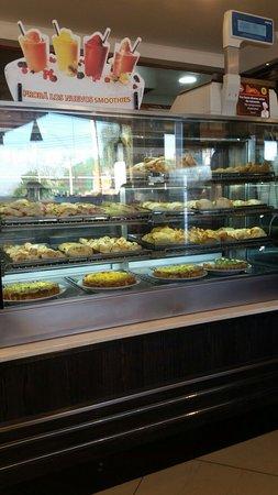 Típica padaria Argentina