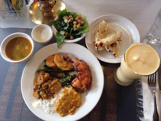 Himalayan Kitchen : Lunch
