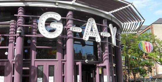 Gay hotels in manchester
