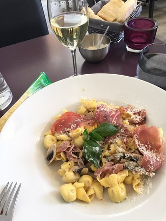 Restaurant la bottega dans quimper avec cuisine italienne for Cuisine quimper