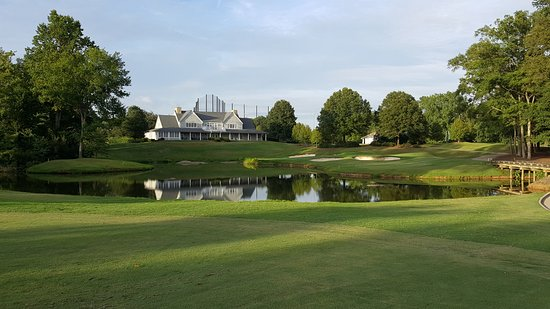 Huntersville, Carolina del Nord: Hole 18