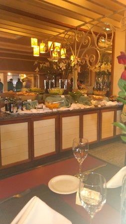 Hotel Continental Canela: buffet da feijoada