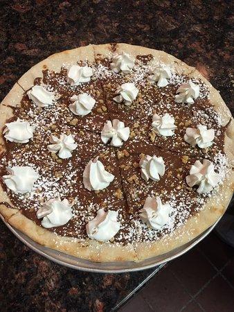 Chappaqua, estado de Nueva York: Some of our creative pizza and dishes.
