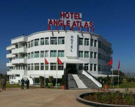 Tadla-Azilal Region, Maroc : L'Atlas Angle Hotel and Spa