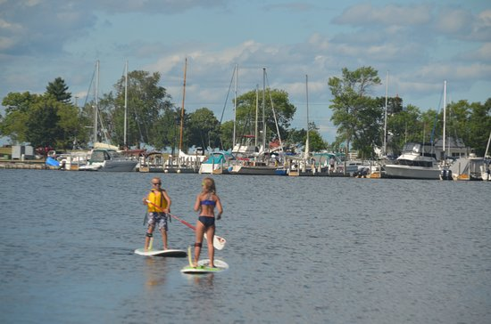 Escanaba, MI: 11 year old and 13 year old.