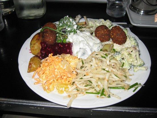 RizRaz: Zelf net zo vaak opscheppen van het uitgebreide buffet