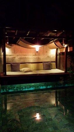Gending Kedis Villas & Spa Estate: 20160806_200151_large.jpg