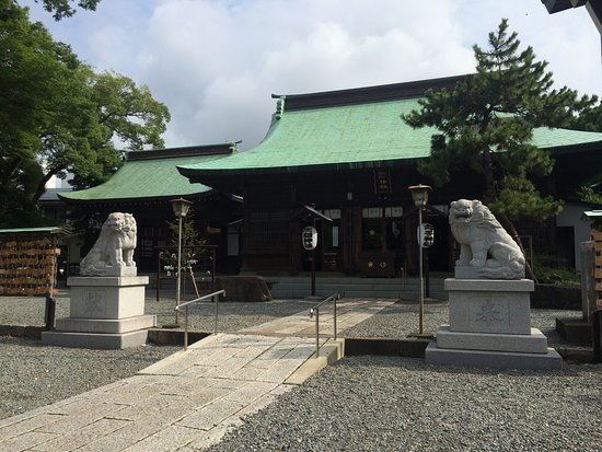 Sengen Shrine Maruko Shrine