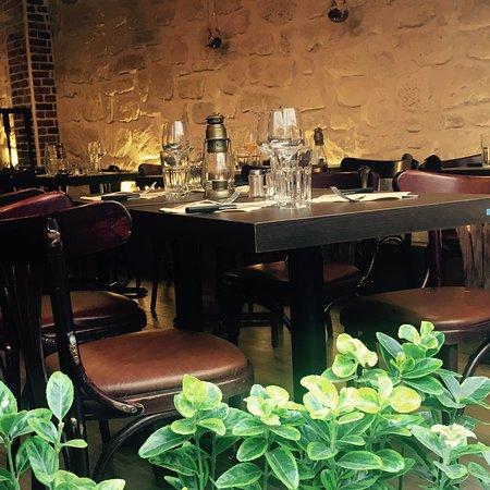 Amarena ristorante parigi quartiere latino ristorante for Miglior ristorante di parigi