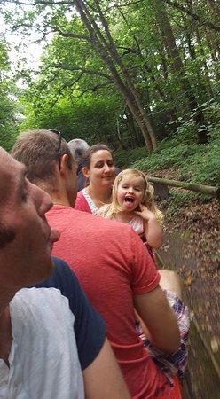 Frimley Green, UK: Enjoying the ride!