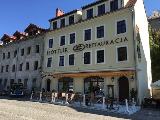 Hotelik Nad Nysa