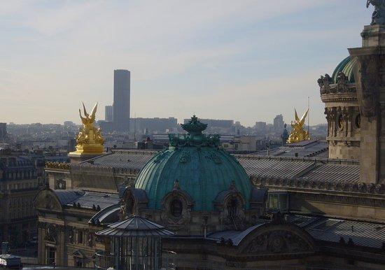 L Archicafe At Galerie Lafayette Paris Opera Bourse