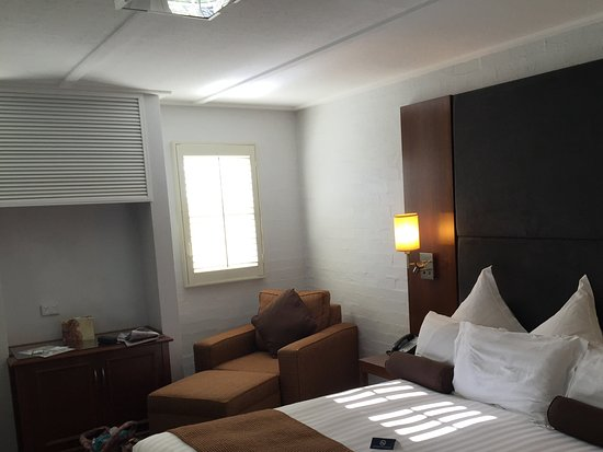 Windsor, Australien: Spacious and very comfortable suites