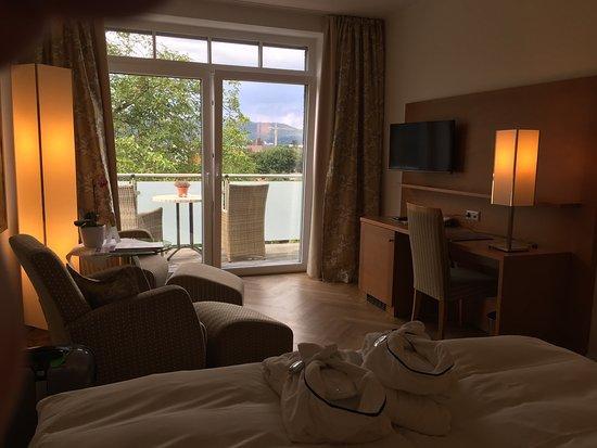 """Hotel Villa Hugel: Zimmer """"Comfort"""""""