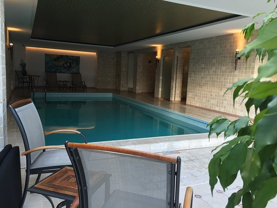 Hotel Villa Hugel: Pool