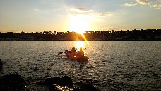 Seafirst Kayak