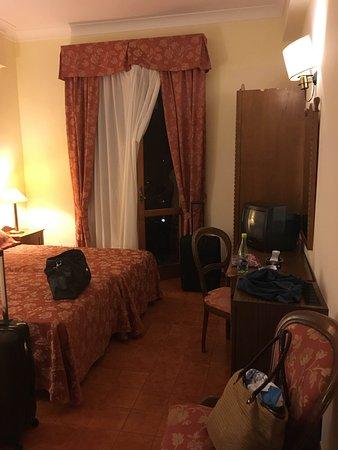 Ipanema Hotel: Sovrum
